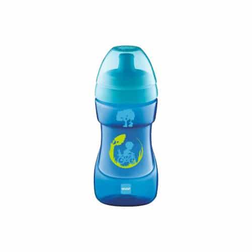בקבוק ספורט 330 תכלת MAM