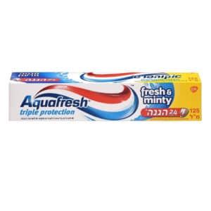 אקווה פרש משחת שיניים